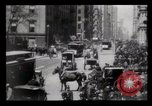 Image of Lower Broadway New York City USA, 1903, second 12 stock footage video 65675040615