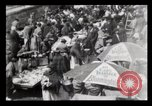 Image of Fulton Fish Market New York City USA, 1903, second 9 stock footage video 65675040617