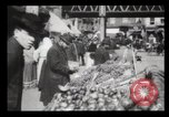 Image of Pushcart vendors New York City USA, 1903, second 4 stock footage video 65675040618