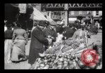 Image of Pushcart vendors New York City USA, 1903, second 11 stock footage video 65675040618