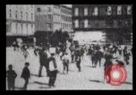 Image of Delivering newspapers New York City USA, 1903, second 6 stock footage video 65675040619