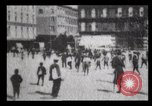 Image of Delivering newspapers New York City USA, 1903, second 9 stock footage video 65675040619