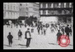 Image of Delivering newspapers New York City USA, 1903, second 10 stock footage video 65675040619
