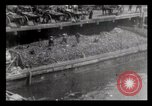 Image of wharf New York City USA, 1903, second 4 stock footage video 65675040628