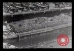 Image of wharf New York City USA, 1903, second 7 stock footage video 65675040628