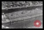 Image of wharf New York City USA, 1903, second 8 stock footage video 65675040628
