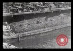 Image of wharf New York City USA, 1903, second 9 stock footage video 65675040628