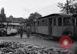 Image of Jeeps carrying soldiers Munich Germany, 1945, second 2 stock footage video 65675040640