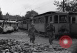 Image of Jeeps carrying soldiers Munich Germany, 1945, second 11 stock footage video 65675040640