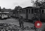 Image of Jeeps carrying soldiers Munich Germany, 1945, second 12 stock footage video 65675040640