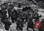 Image of German prisoners Munich Germany, 1945, second 9 stock footage video 65675040641