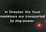 Image of Dresden Germany, 1920, second 5 stock footage video 65675040647