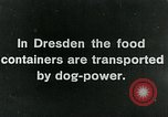 Image of Dresden Germany, 1920, second 6 stock footage video 65675040647