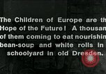 Image of Feeding children in Dresden Germany Germany, 1920, second 1 stock footage video 65675040648