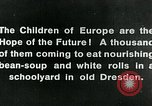 Image of Feeding children in Dresden Germany Germany, 1920, second 12 stock footage video 65675040648