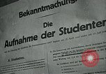 Image of Universities Germany, 1947, second 11 stock footage video 65675040651