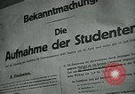 Image of Universities Germany, 1947, second 12 stock footage video 65675040651