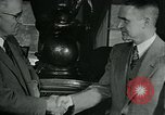 Image of President Truman Washington DC USA, 1947, second 5 stock footage video 65675040652