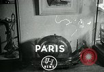 Image of various small curios Paris France, 1947, second 1 stock footage video 65675040653