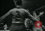 Image of basketball match New York United States USA, 1947, second 11 stock footage video 65675040655