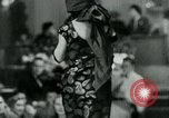 Image of Fashion Show Munich Germany, 1951, second 5 stock footage video 65675040660