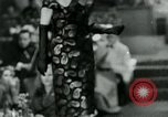 Image of Fashion Show Munich Germany, 1951, second 6 stock footage video 65675040660