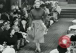 Image of Fashion Show Munich Germany, 1951, second 11 stock footage video 65675040660