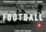 Image of Football match United States USA, 1951, second 3 stock footage video 65675040661