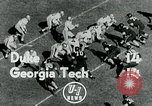 Image of Football match United States USA, 1951, second 6 stock footage video 65675040661