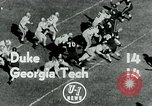 Image of Football match United States USA, 1951, second 7 stock footage video 65675040661