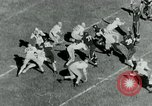 Image of Football match United States USA, 1951, second 8 stock footage video 65675040661