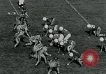 Image of Football match College Park Maryland USA, 1951, second 4 stock footage video 65675040663