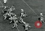 Image of Football match College Park Maryland USA, 1951, second 5 stock footage video 65675040663