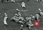 Image of Football match College Park Maryland USA, 1951, second 6 stock footage video 65675040663