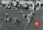 Image of Football match College Park Maryland USA, 1951, second 10 stock footage video 65675040663