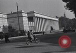 Image of German export exhibition soon after World War 2 Munich Germany, 1946, second 12 stock footage video 65675040664