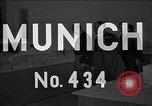 Image of German people Munich Germany, 1956, second 1 stock footage video 65675040668