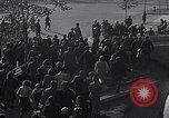 Image of Eisenhower arrives at Munich-Freimann DP Camp Munich Germany, 1946, second 12 stock footage video 65675040668