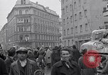 Image of German people gather fuel coal at end of War Munich Germany, 1945, second 4 stock footage video 65675040678