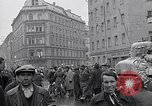Image of German people gather fuel coal at end of War Munich Germany, 1945, second 5 stock footage video 65675040678