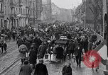 Image of German people gather fuel coal at end of War Munich Germany, 1945, second 10 stock footage video 65675040678
