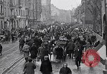 Image of German people gather fuel coal at end of War Munich Germany, 1945, second 11 stock footage video 65675040678