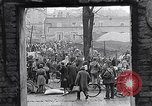 Image of German people gather fuel end World War 2 Munich Germany, 1945, second 3 stock footage video 65675040680