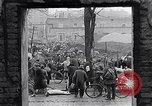 Image of German people gather fuel end World War 2 Munich Germany, 1945, second 4 stock footage video 65675040680