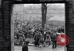 Image of German people gather fuel end World War 2 Munich Germany, 1945, second 5 stock footage video 65675040680