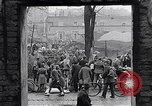 Image of German people gather fuel end World War 2 Munich Germany, 1945, second 6 stock footage video 65675040680