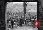 Image of German people gather fuel end World War 2 Munich Germany, 1945, second 11 stock footage video 65675040680