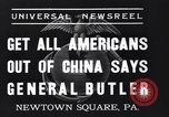 Image of General Butler Pennsylvania United States USA, 1937, second 3 stock footage video 65675040682