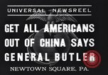 Image of General Butler Pennsylvania United States USA, 1937, second 6 stock footage video 65675040682