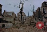 Image of Bomb damage Cologne Germany, 1945, second 5 stock footage video 65675040688
